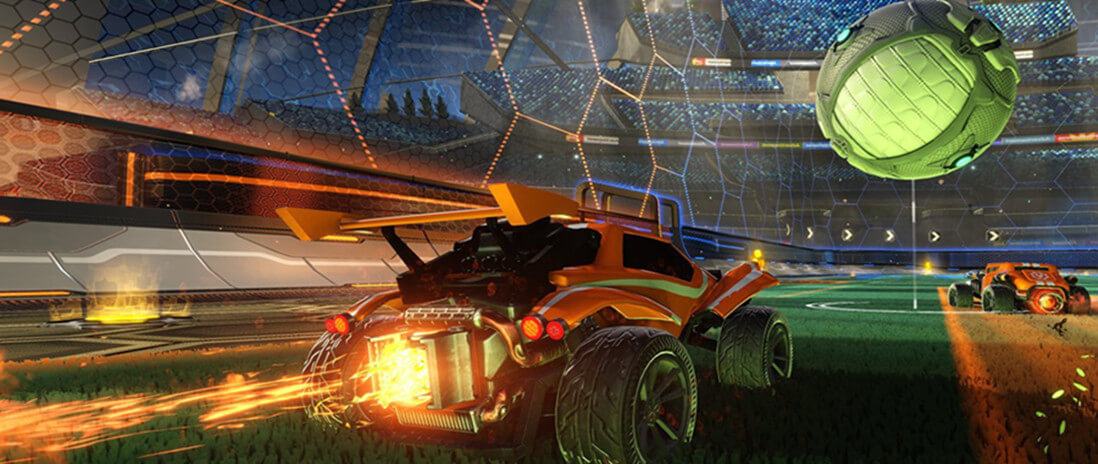 Psyonix Says Rocket League PS4 Cross-Play Not Planned Right Now