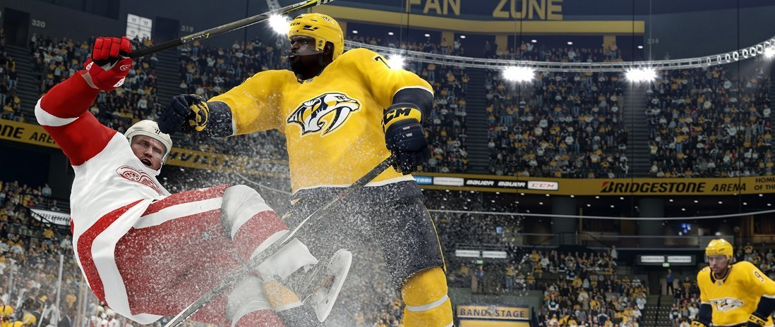 NHL 19 is due out in a short couple of days