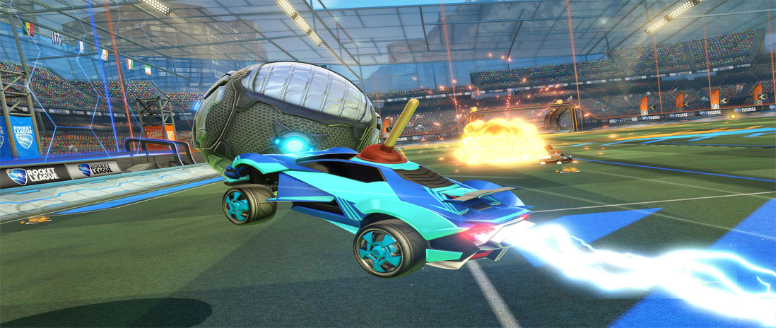 Rocket League Update V1.61 Patch Notes Brings New Items, Replay FX and More