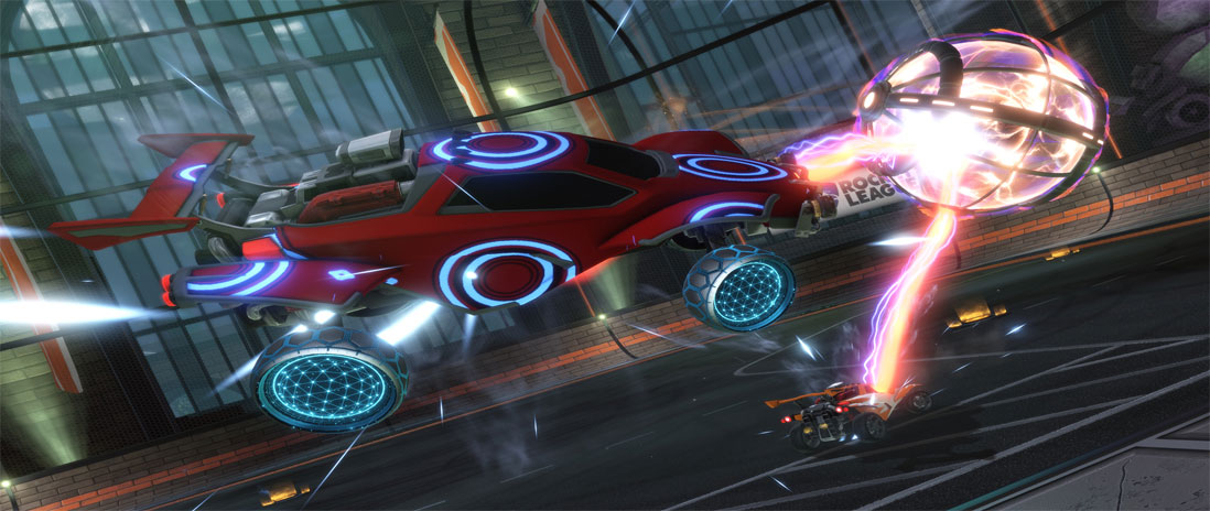 Rocket League: Something You Should Know about Ghost Hunt Mode